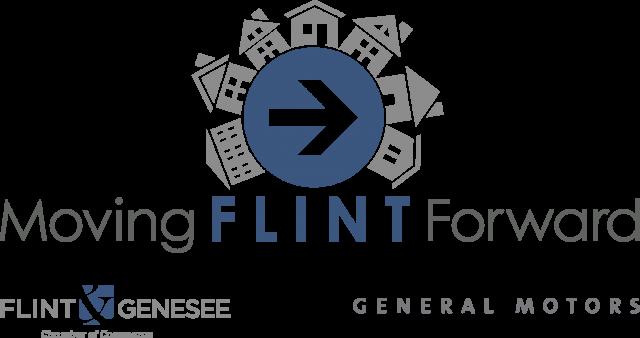 Moving Flint Forward logo