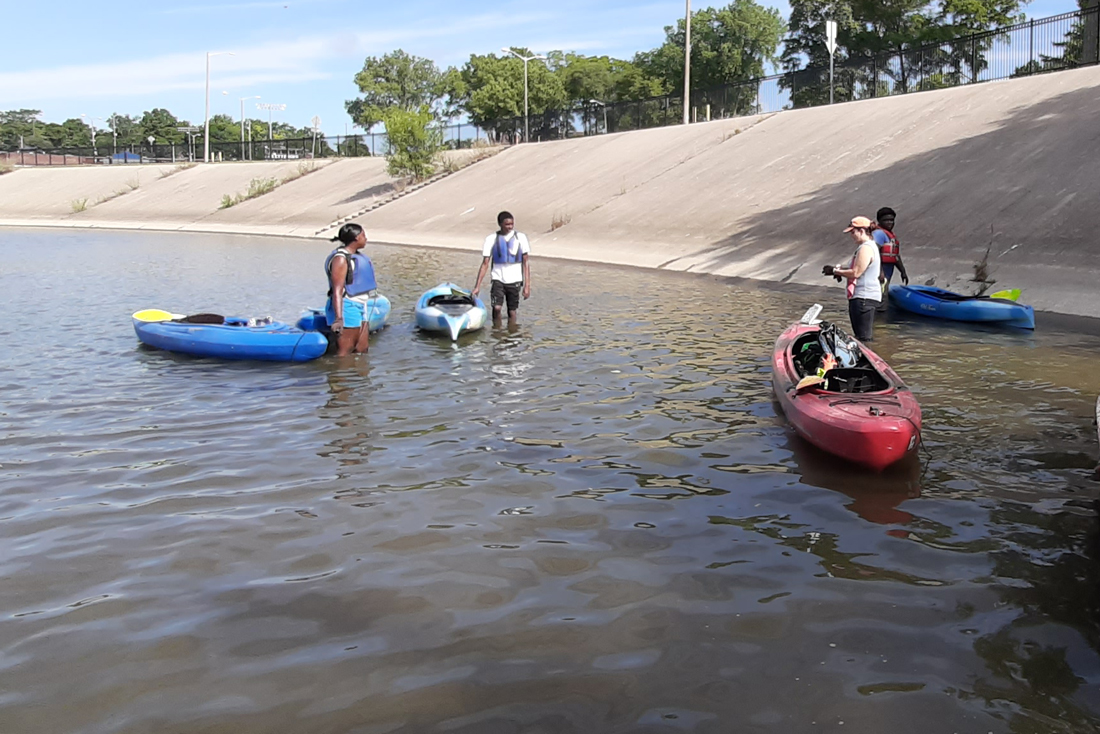 Summer Youth Initiative at Flint River Watershed