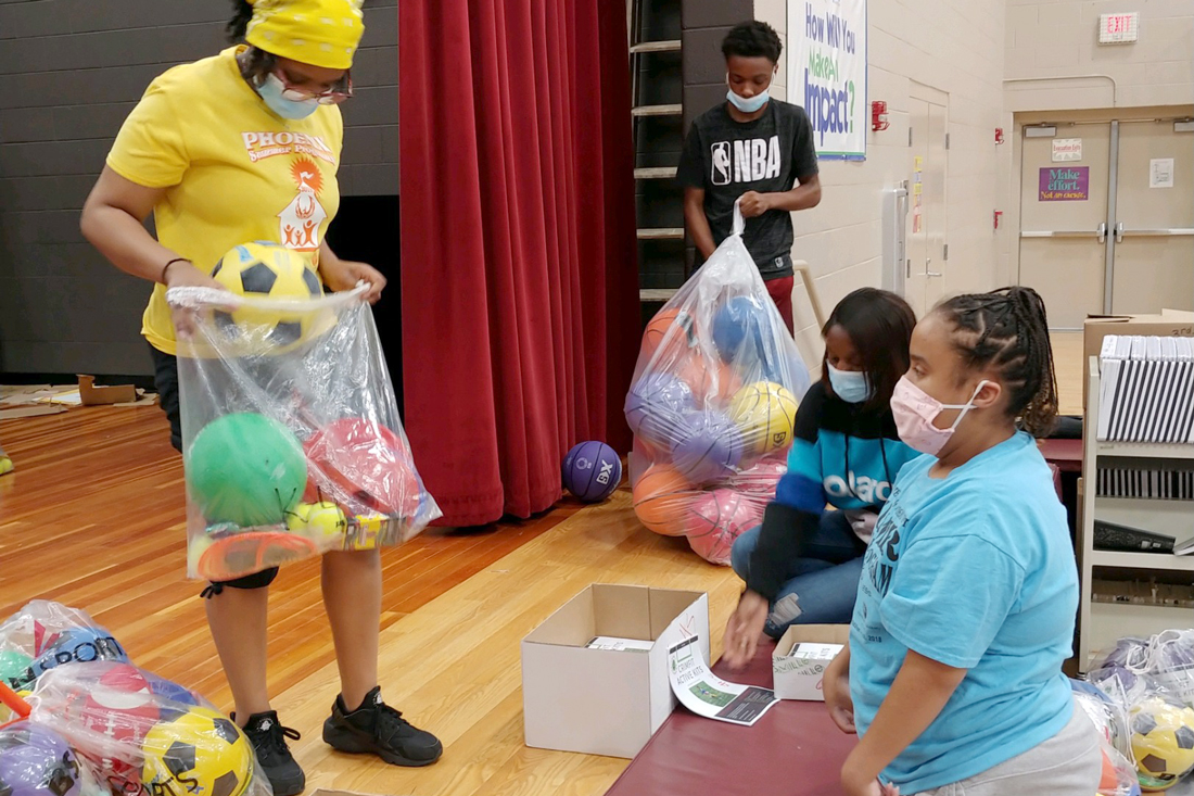 Summer Youth Initiative at International Academy of Flint